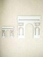 Декоративный элемент «Триумфальная арка», заготовка для декупажа