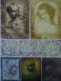 Декупажная карта «Леонардо»