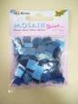 Мозаика «Глянцевая», цвет: оттенки синего