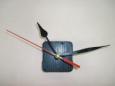 Часовой механизм со стрелками №1