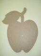 Основа для часов «Наливное яблочко»