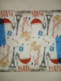 Салфетка для декупажа 60, «Франция:Эйфелева башня»