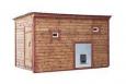 Модульная баня 2,1 х4 м