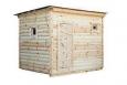 Модульная баня 2,1х3 м