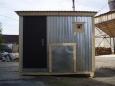 Модульная баня 2,1х3 м (эконом)