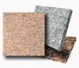 Полнопиленая (фрезерованная) гранитная брусчатка с термообработанной поверхностью