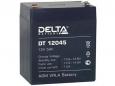 Аккумулятор Delta DT12045 12V4,5Ah