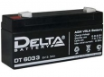 Аккумулятор Delta DT6033 6V3,3Ah