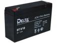 Аккумулятор Delta DT612 6V10Ah