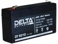 Аккумулятор Delta DT6012 6V1,2Ah