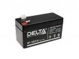Аккумулятор Delta DT12012 12V1,2Ah