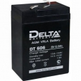Аккумулятор Delta DT606 6V6Ah