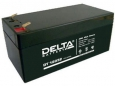 Аккумулятор Delta DT12032 12V3,3Ah
