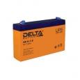 Аккумулятор Delta HR6-7.2 6V7.2Ah