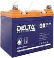 Аккумулятор Delta GX12-33 33А/ч (195*130*180)