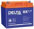 Аккумулятор Delta GX12-45 45А/ч (197*165*170)