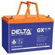 Аккумулятор Delta GX12-90 90А/ч (306*169*215)