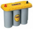 Аккумулятор OPTIMA 66 А/ч Yellow TOP R - 5,0 о/п стартерно-тяговый