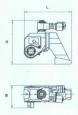 Насос ручной гидравлический для работы оборудования с пружинным или гравитационным возвратом НРГ8080P 110х390х140