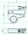Насос ручной гидравлический для работы оборудования с пружинным или гравитационным возвратом НРГ8080P 136х710х152