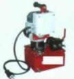 Насосная станция с электромагнитным распределителем с автоматическим управлением НЭА-0,8Г40Ф1