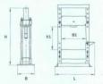 Пресс для опрессовки наконечников, гильз и зажимов ПНА12300