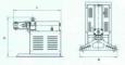 Съемник гидравлический СГ30