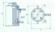 Цилиндр силовой ЦС100Г800
