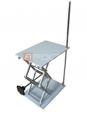 4-450-245 Столик подъемный ПЭ-2420 со штативом, 180*245 мм