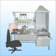 Рабочий стол лаборанта-гистолога с вытяжкой (СЛГ-4)