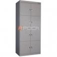 Шкаф для документов ШРК-28-800 в собранном виде