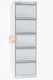 Шкаф картотечный  ШК - 5 (5 замков)