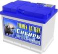 Аккумулятор TYUMEN 6СТ-62 L 'Сибирь'