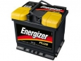 Аккумулятор OPTIMA Energizer Plus 60 Ah пп