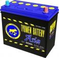 Аккумулятор TYUMEN BATTERY 6СТ-60 L оп 'Азия' Универсальные клеммы