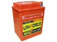 Аккумулятор UniForce moto 6V18 оп (018012-6N18) сух.
