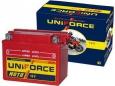 Аккумулятор UniForce moto 12V12 пп (512011-12N12А-4А) сух.