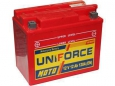 Аккумулятор UniForce moto 12V12 пп (512012-YB12B-B2) сух. прям.пол.
