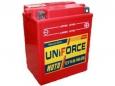 Аккумулятор UniForce moto 12V14 оп (514011-12N14-3A) сух.