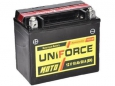 Аккумулятор UniForce moto super 12V10 (510012-YTX12-BS) MF прям.пол.