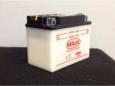 Аккумулятор  мото 12V4 (504011-12N4-3B) сух BK31001 обр.пол.