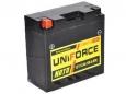Аккумулятор UniForce moto super 12V12 пп (512903-YT14B-4) VRLA