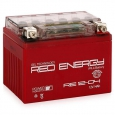 Аккумулятор Red Energy GEL CT1204 4  А/ч ( YB4L-B,YB4L-A,YTX4L-BS ) оп