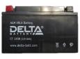 Аккумулятор Delta CT1208 12V 8Ah (YT7B-BS, YT9B-BS) пп