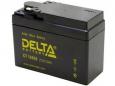 Аккумулятор Delta CT12026 12V 2,5Ah (YTX4A-BS)