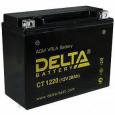 Аккумулятор Delta CT1220 12V 20Ah (Y50-N18L-A.Y50-N18L-A3.YTX24HL-BS)  оп