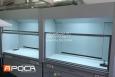 Производство и монтаж вытяжных лабораторных шкафов