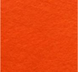Фетр жесткий, оранжевый
