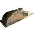 Бак радиатора верхний (металл.) МТЗ 70-1301055