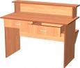 Стол-кафедра с надставкой, разм.1200Х600Х750